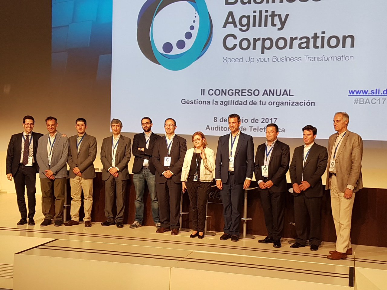 II Congreso Anual Business Agility Corporation (BAC)