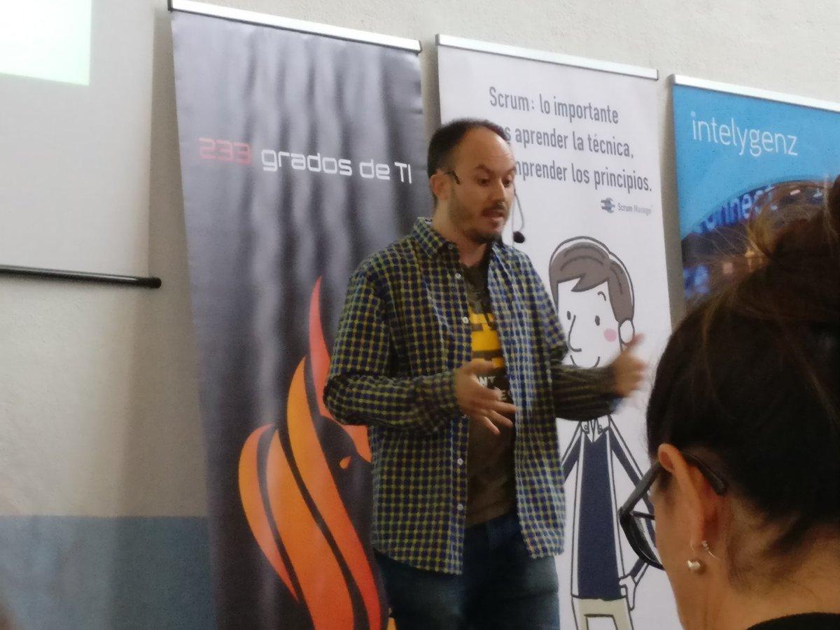 PAM2017 Estructuras ágiles en Wolters Kluwer con Ruben Ortiz